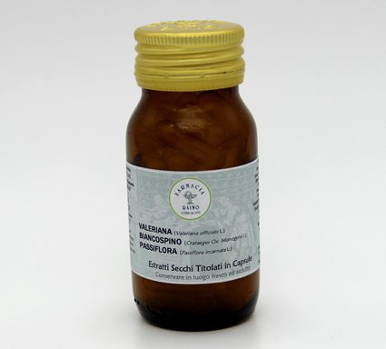 Valeriana Biancospino Passiflora E.S.